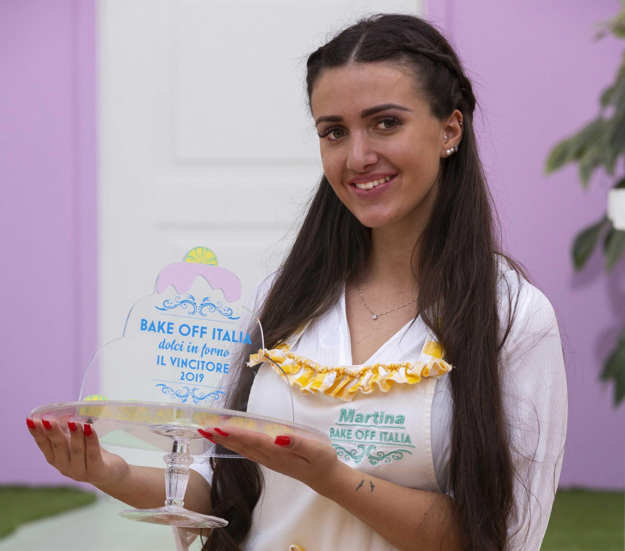 BAKE OFF ITALIA: Martina vince la settima edizione