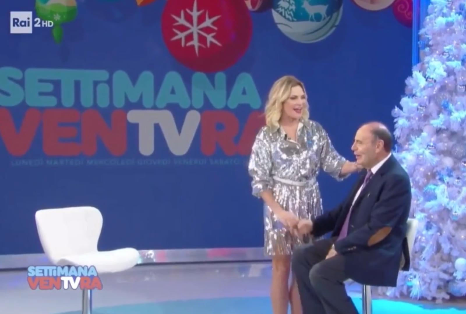 Simona Ventura: il pubblico premia La Settimana Ventura