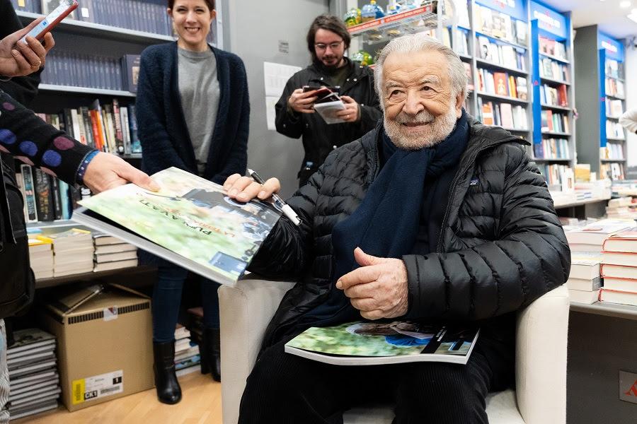 Pupi Avati presenta il libro LA TERRA DEL DIAVOLO a cura di Claudio Miani e Gian Lorenzo Masedu
