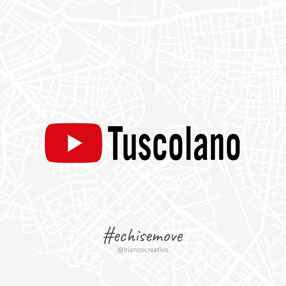 #echisemove, i quartieri di Roma diventano 'brand' grazie a biancocreativo