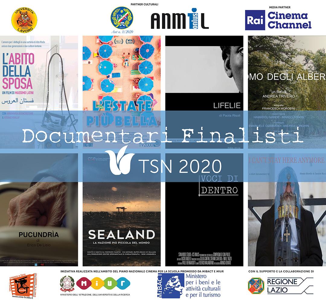 Tulipani di Seta Nera 2020: ecco gli 8 documentari finalisti