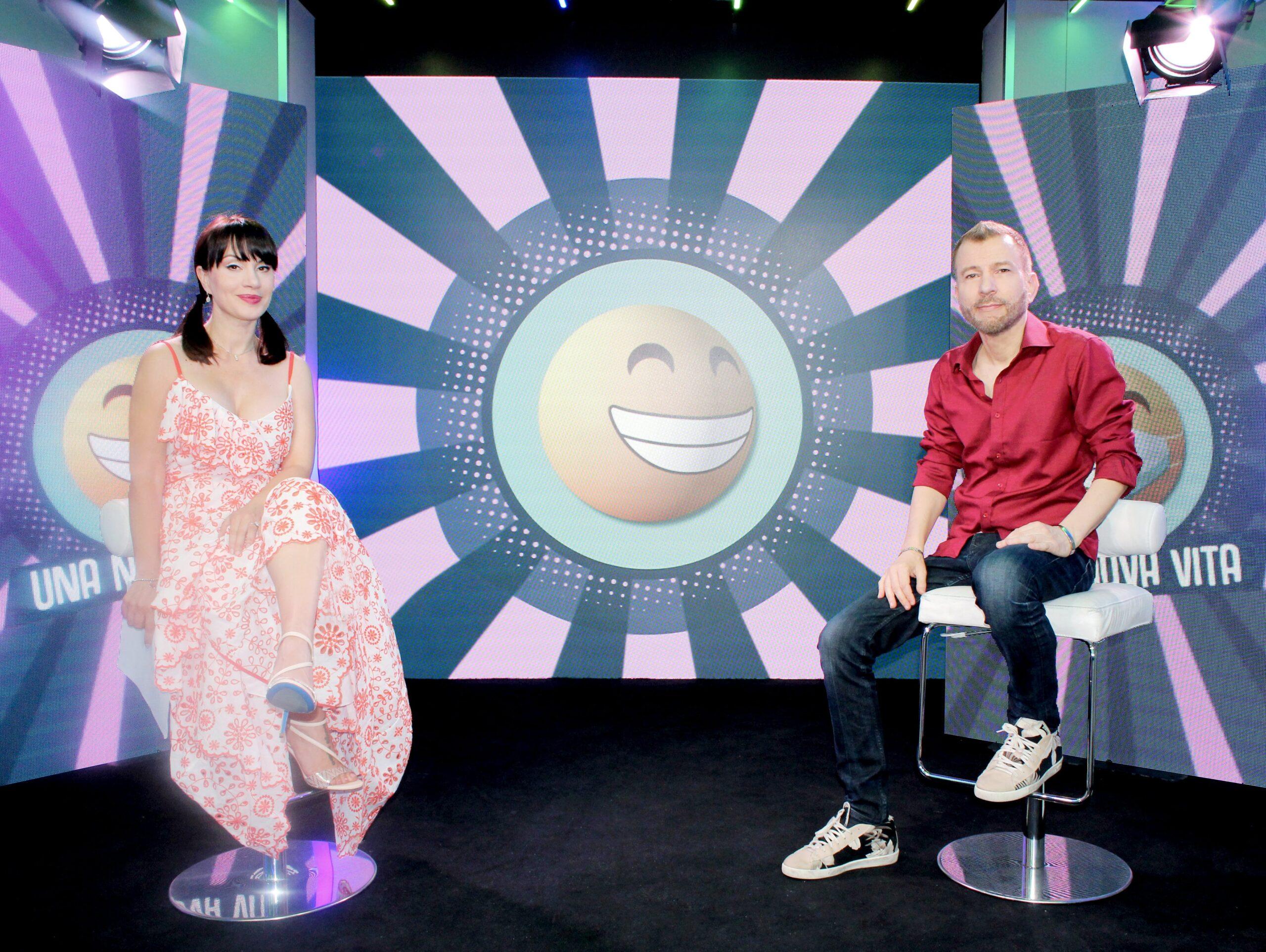 """""""Una nuova vita"""", dal 3 luglio su La5 con Claudio Guerrini e Crisula Stafida"""
