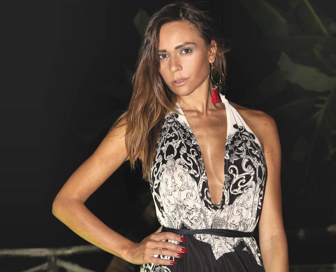 Katiuscia Cavaliere incanta il pubblico alla Gdd fashion week 2020