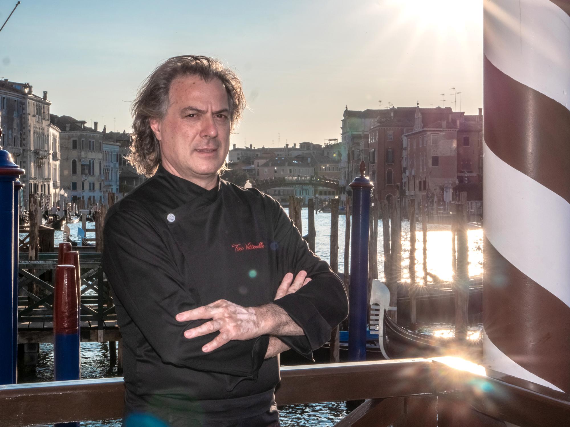 A Venezia 77 torna lo Chef internazionale Tino Vettorello
