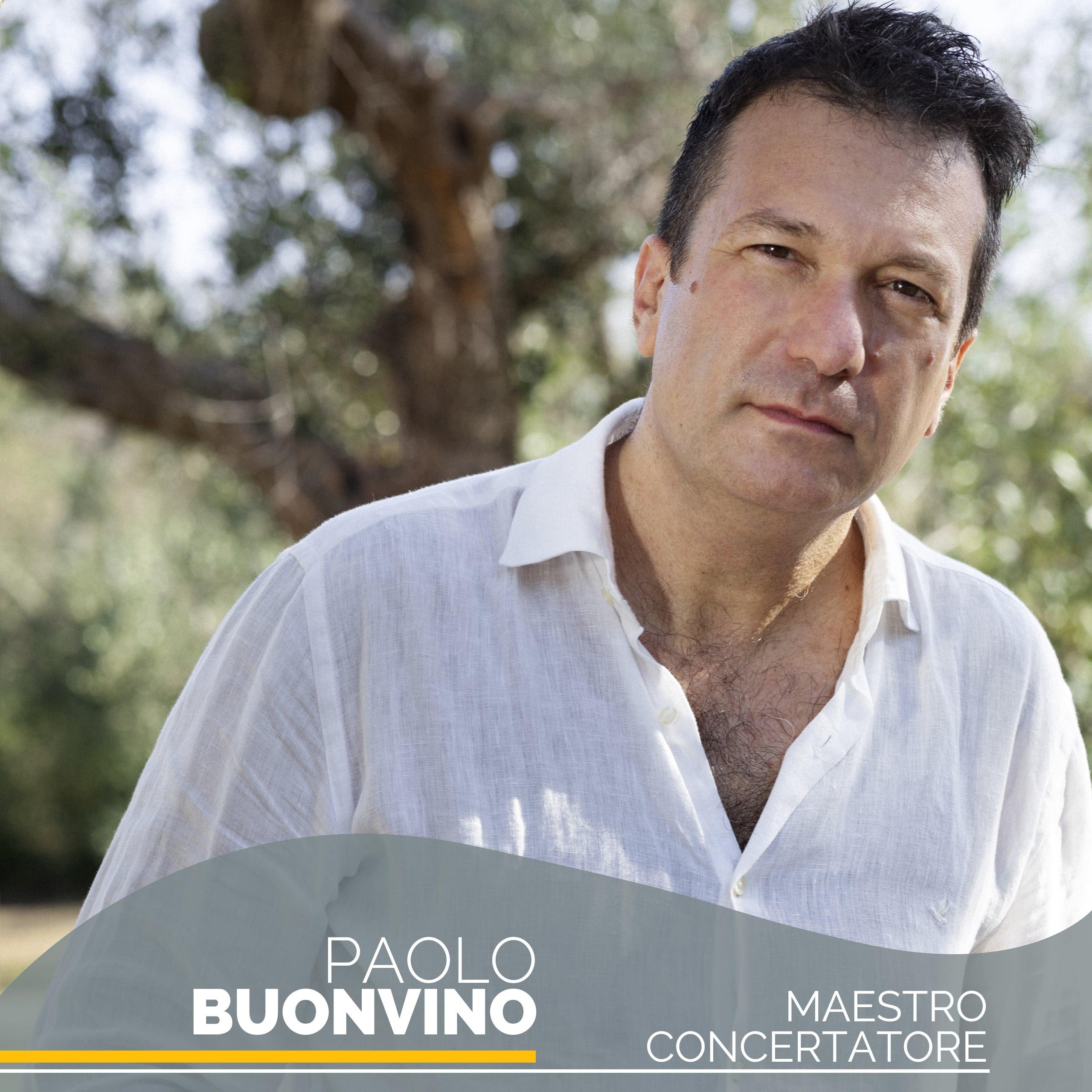 """Paolo Buonvino: """"Vi racconto la mia Notte della Taranta"""""""