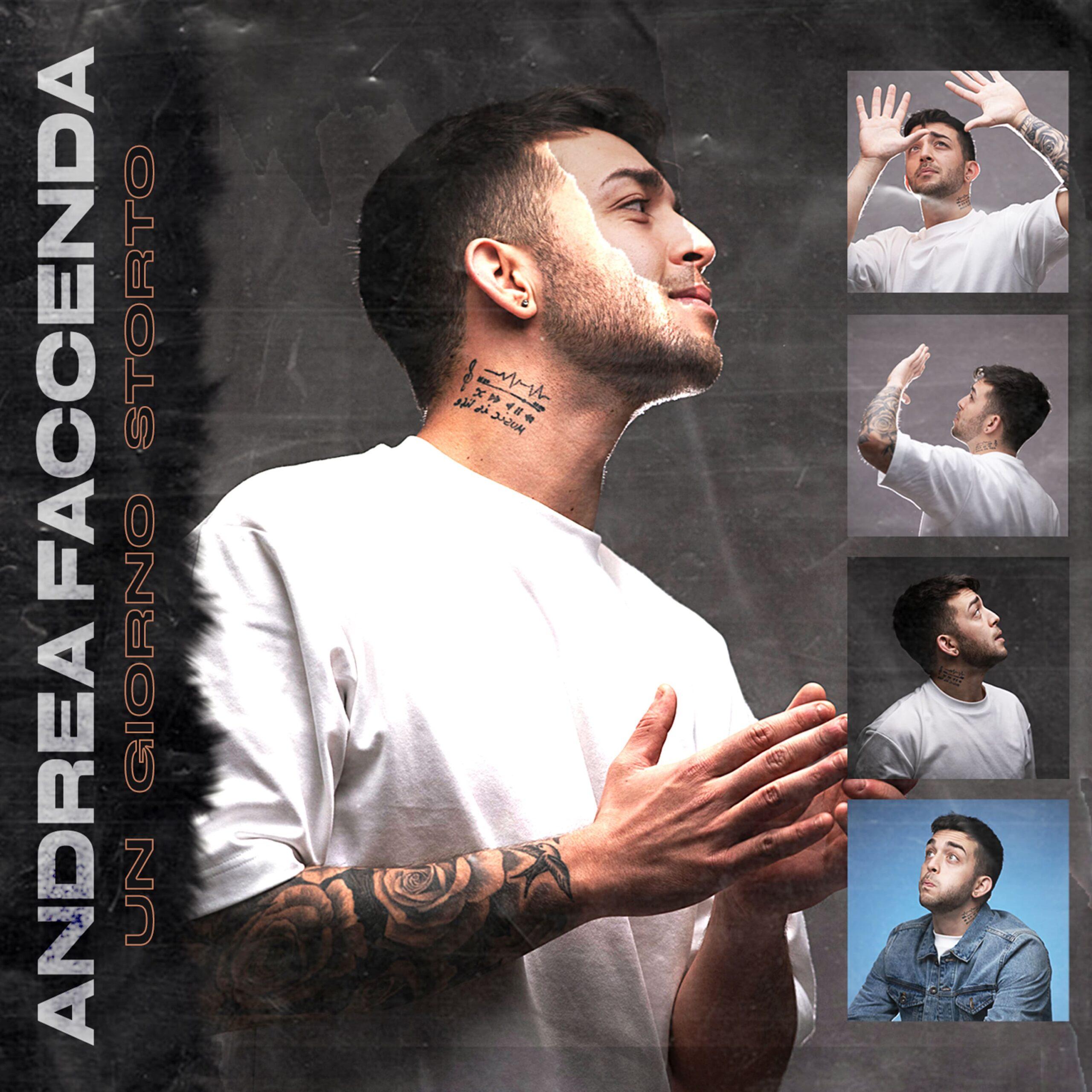 """""""Un giorno storto"""": è uscito il nuovo singolo di Andrea Faccenda"""