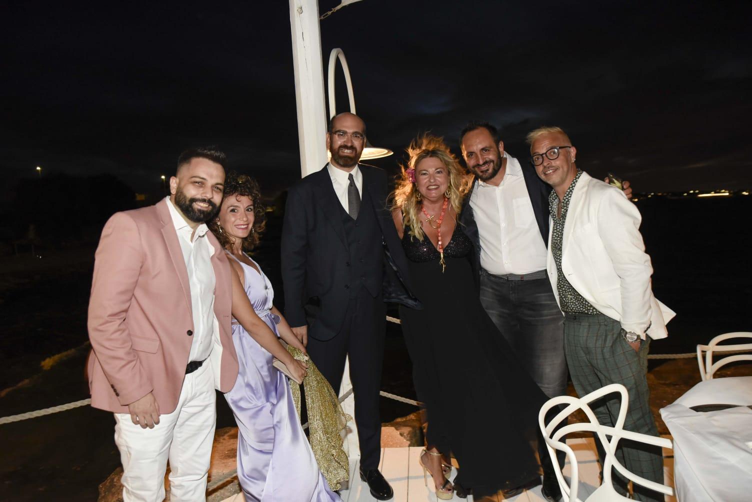 Monica Setta, super party in Puglia per il suo compleanno