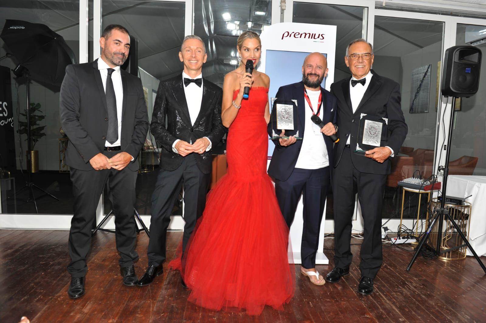 """A Venezia 78 brillano i """"Tisanoreica Awards"""": tutti i premiati"""