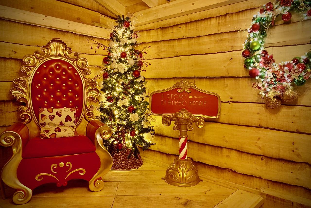 """Vetralla, riapre """"Il Regno di Babbo Natale"""""""